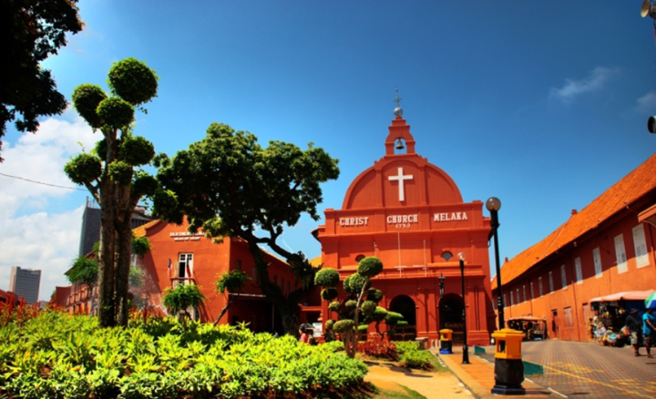 Best Places for Culture Vultures in Asia - Malacca