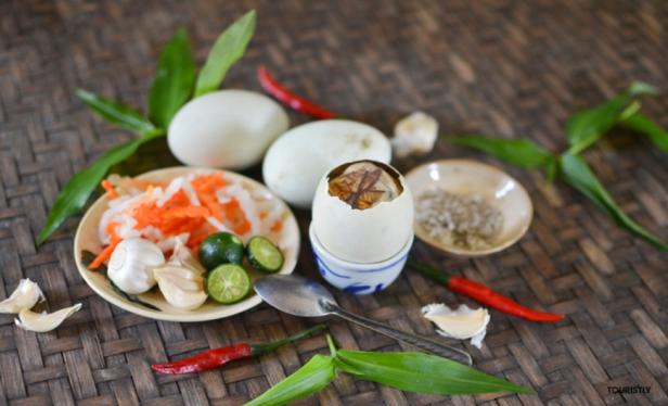 Best eats in Asia Part 2 - Balut