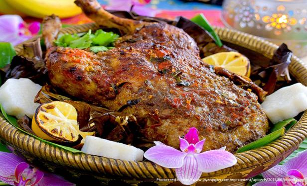 Best eats in Asia Part 2 - Bebek Betutu