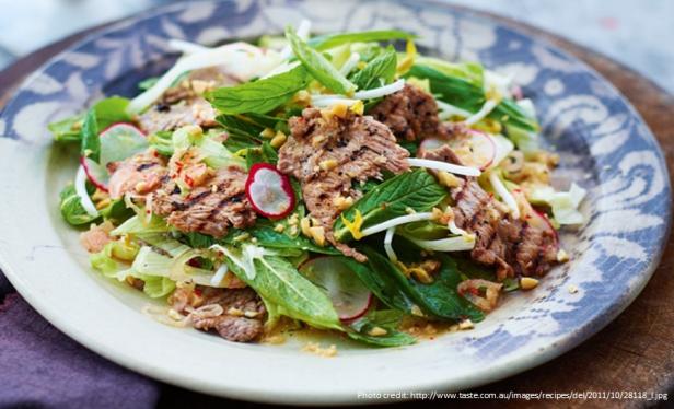 Best eats in Asia Part 2 - Lap Khmer