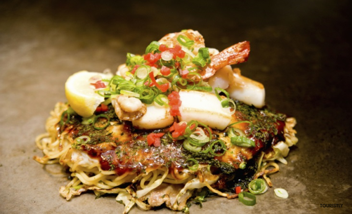 Best eats in Asia Part 2 - Okonomiyaki