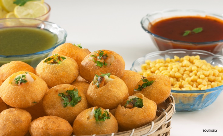 Best eats in Asia Part 2 - Pani Puri