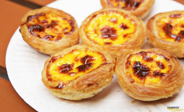 Best eats in Asia Part 2 - Portuguese Egg Tarts