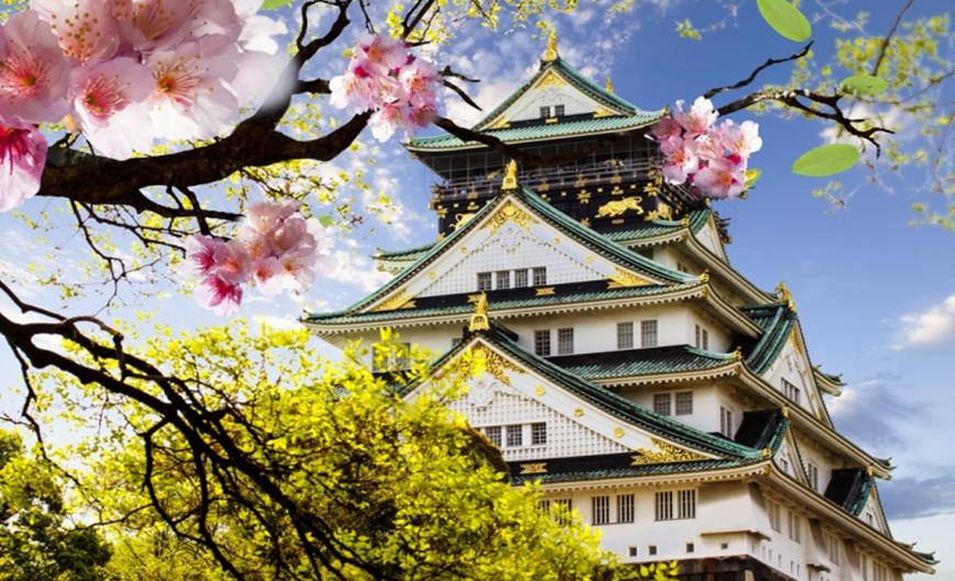 Best things to do in Osaka - Osaka Castle