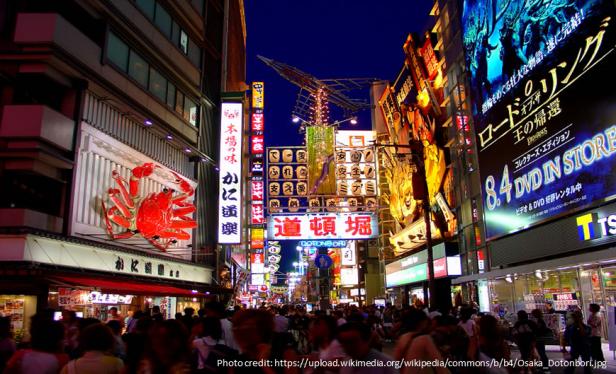Best things to do in Osaka - Shinsaibashi