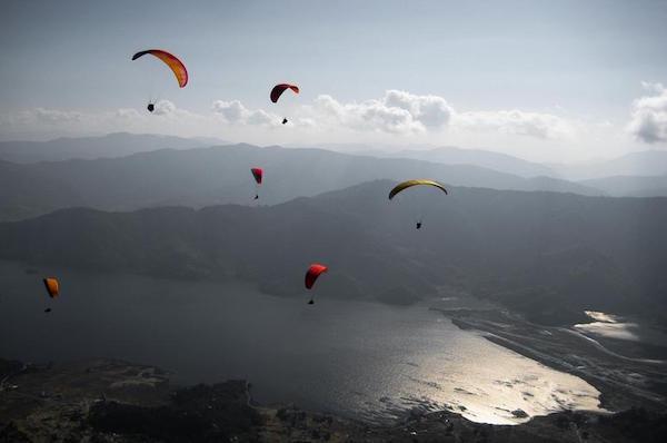 Paragliding_pokhara