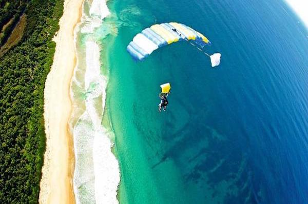 Wollongong Tandem Skydiving