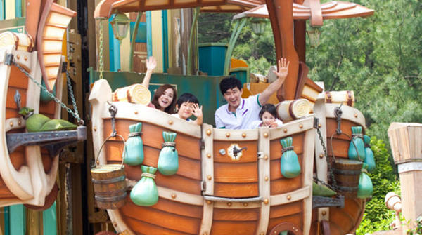 admission-to-everland-theme-park-or-caribbean-bay-water-park-with-in-seoul-122584