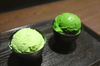 richest green tea ice cream